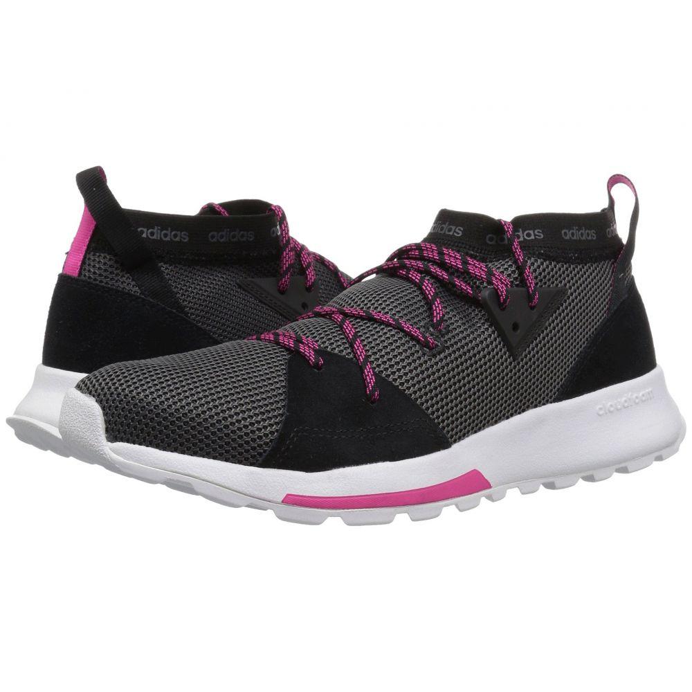 アディダス adidas レディース ランニング・ウォーキング シューズ・靴【Quesa】Black/Grey Five/Shock Pink