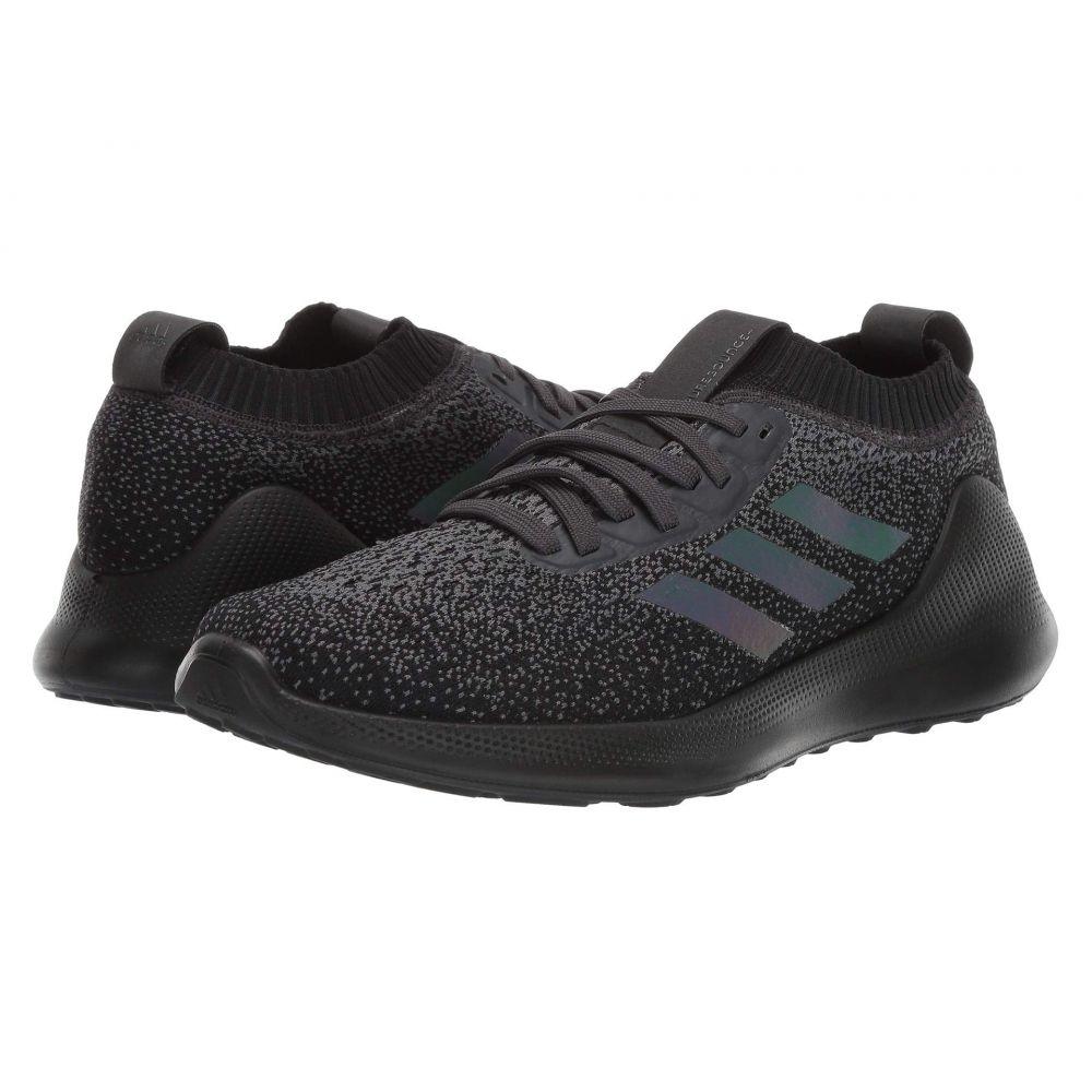 アディダス adidas Running メンズ ランニング・ウォーキング シューズ・靴【pureBounce+】Carbon/Black/Black