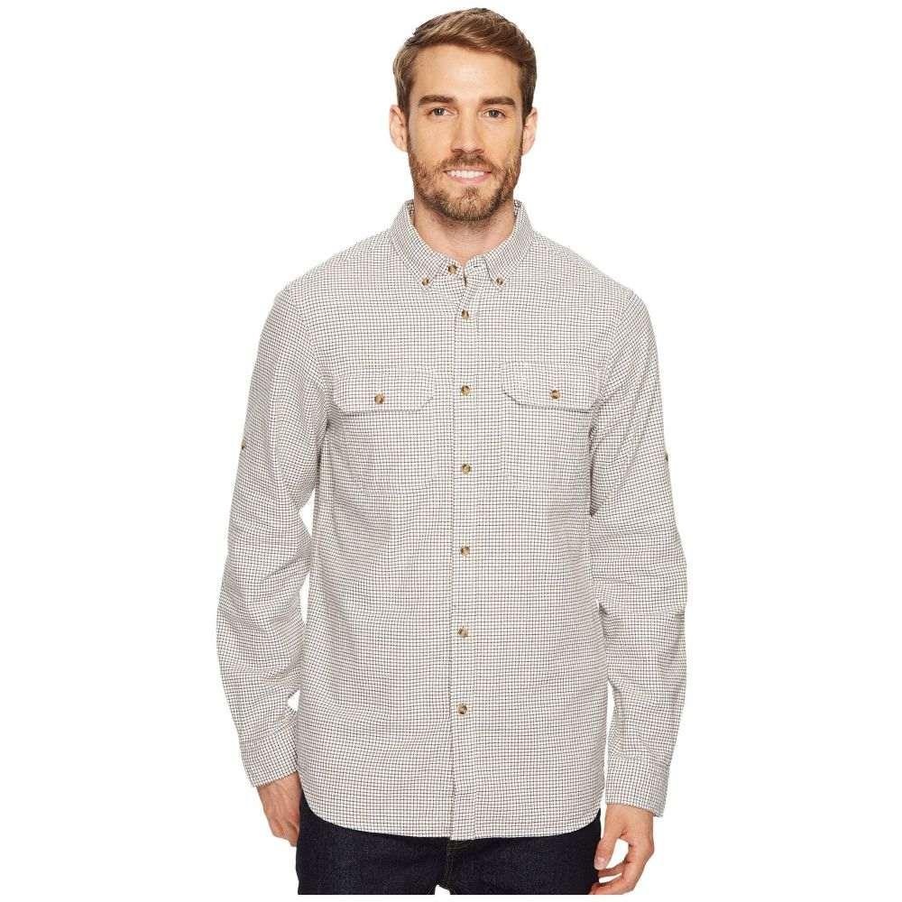 フェールラーベン Fjallraven メンズ トップス シャツ【Forest Flannel Shirt】Eggshell