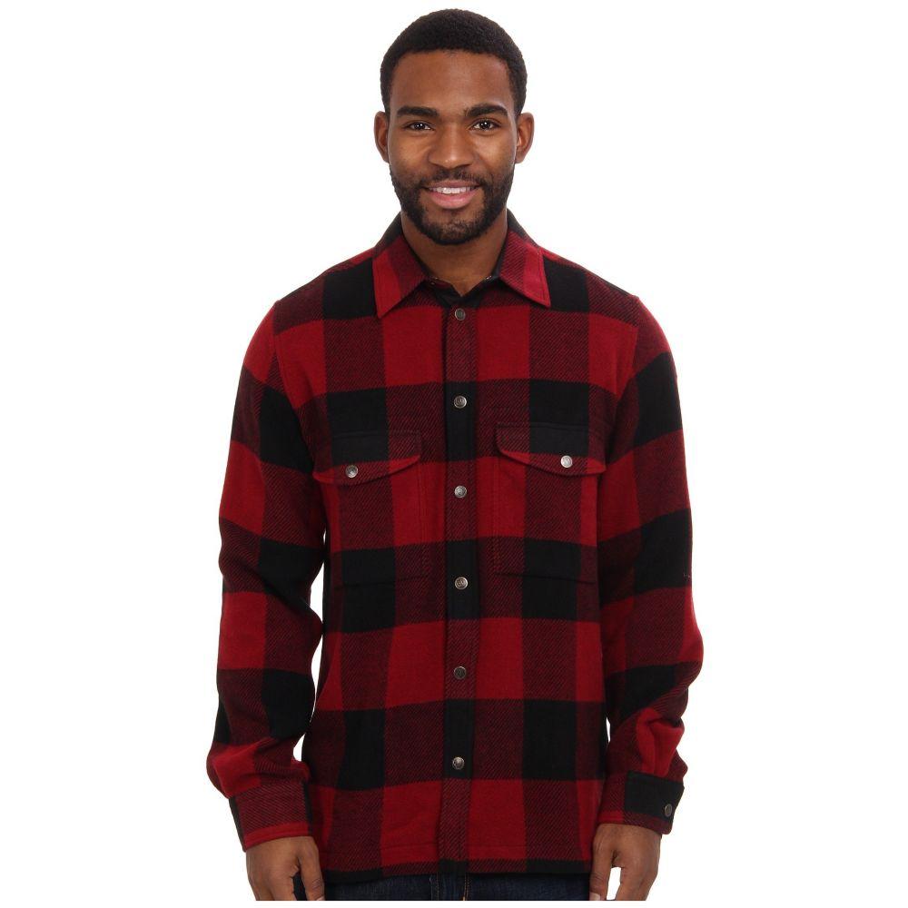 フェールラーベン Fjallraven メンズ トップス シャツ【Canada Shirt】Red