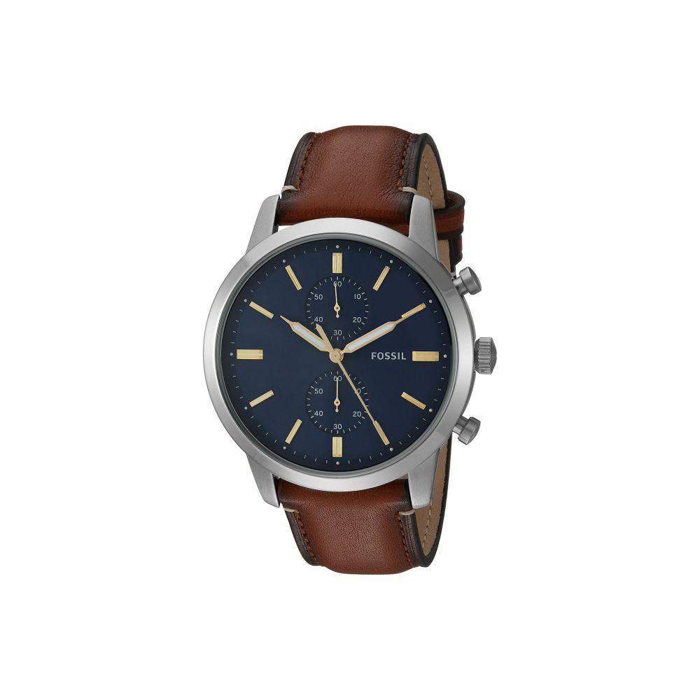 フォッシル Fossil メンズ 腕時計【Townsman - FS5279】Blue