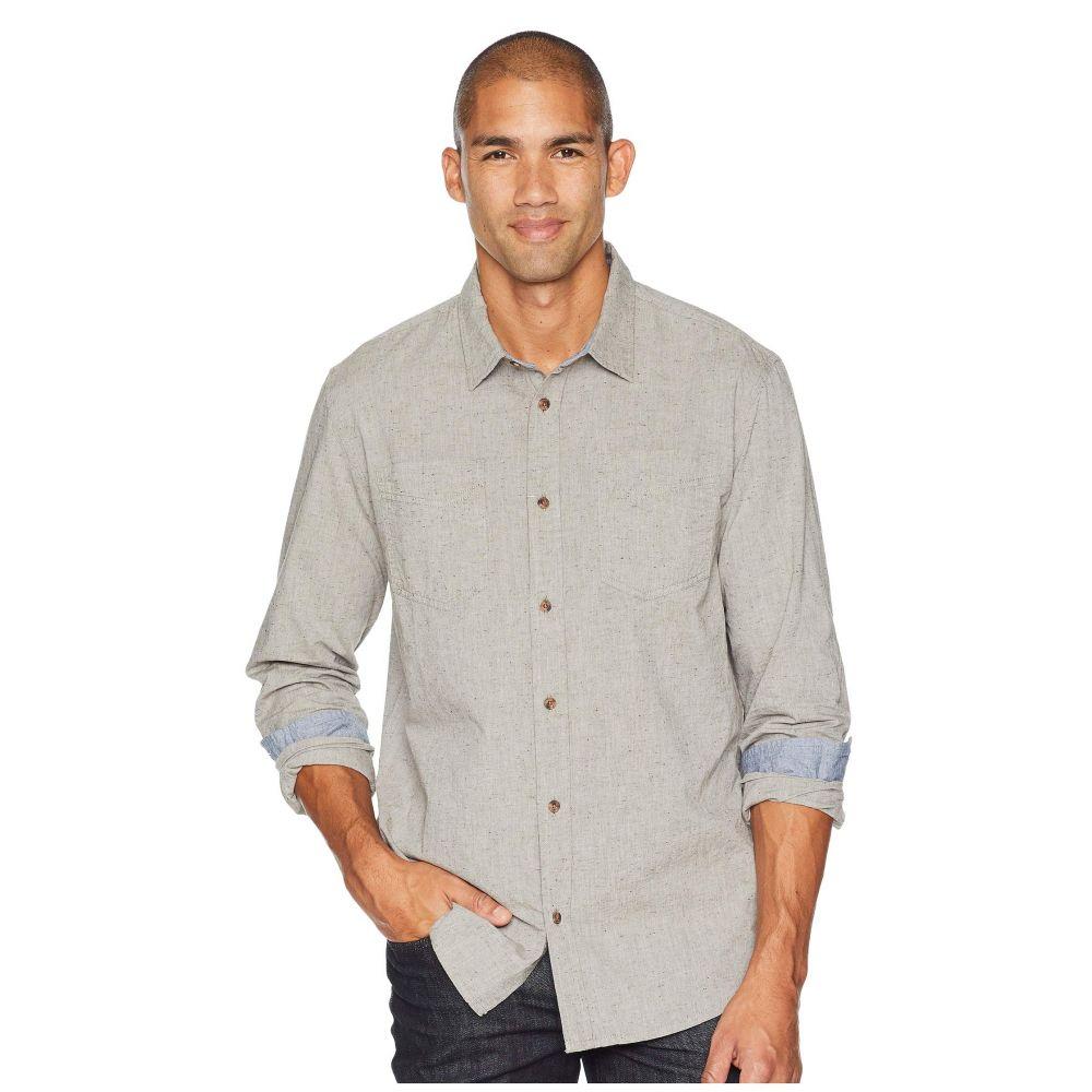 プラーナ Prana メンズ トップス シャツ【Dilettante Long Sleeve Shirt】Cargo Green