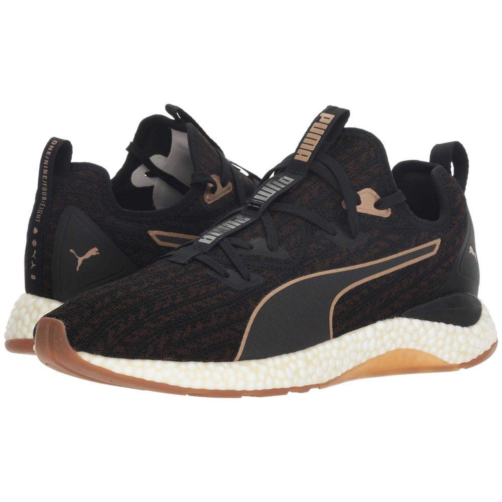 プーマ PUMA メンズ ランニング・ウォーキング シューズ・靴【Hybrid Runner Desert】Puma Black/Metallic Bronze