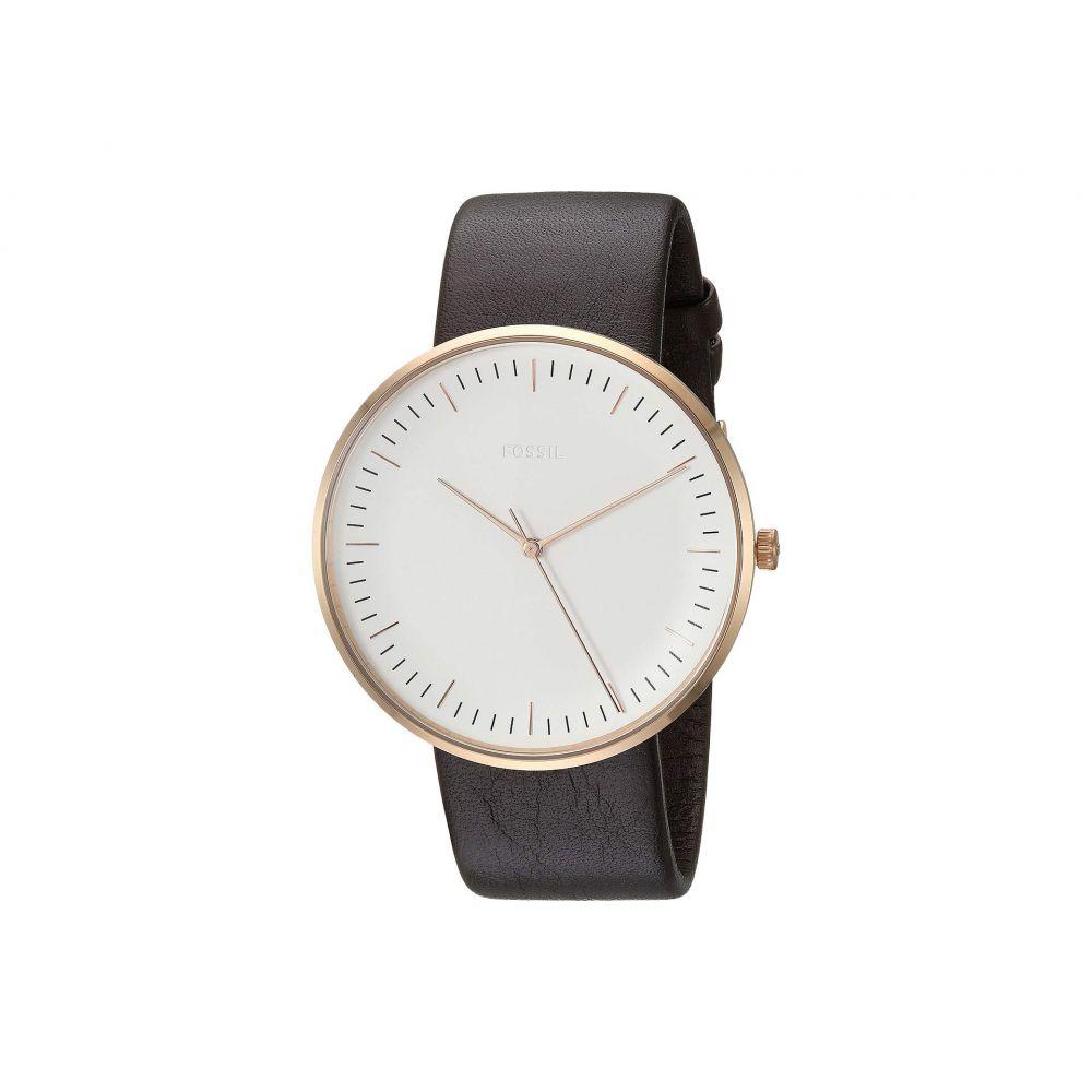 フォッシル Fossil メンズ 腕時計【The Essentialist - FS5472】Brown