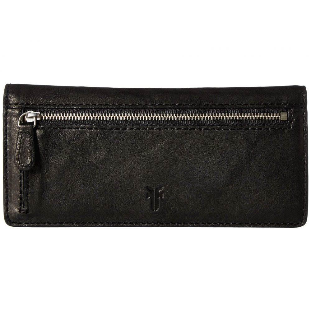 フライ Frye レディース 財布【Demi Slim Wallet】Black Antique Soft Vintage