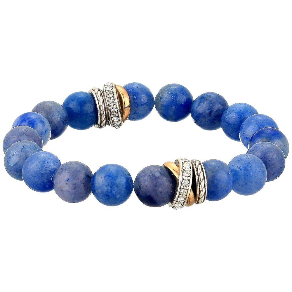 ブライトン Brighton レディース ジュエリー・アクセサリー ブレスレット【Neptune's Rings Stretch Bracelet】Blue