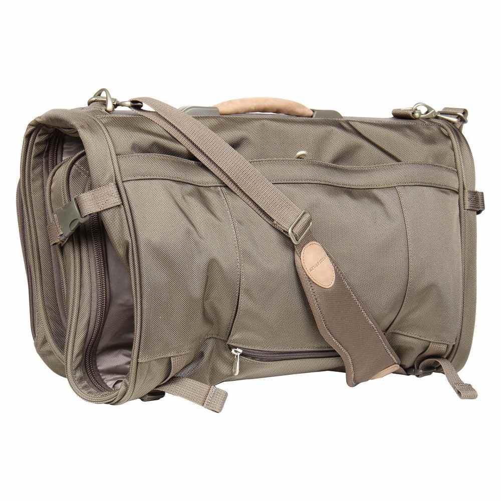 ブリッグスアンドライリー Briggs & Riley レディース バッグ【Baseline - Compact Garment Bag】Olive