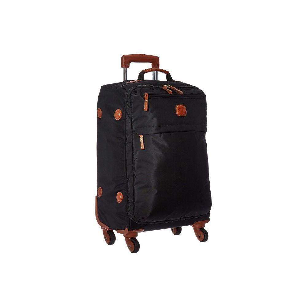 ブリックス Bric's Milano レディース バッグ スーツケース・キャリーバッグ【X-Bag 21' Carry-On Spinner w/ Frame】Black