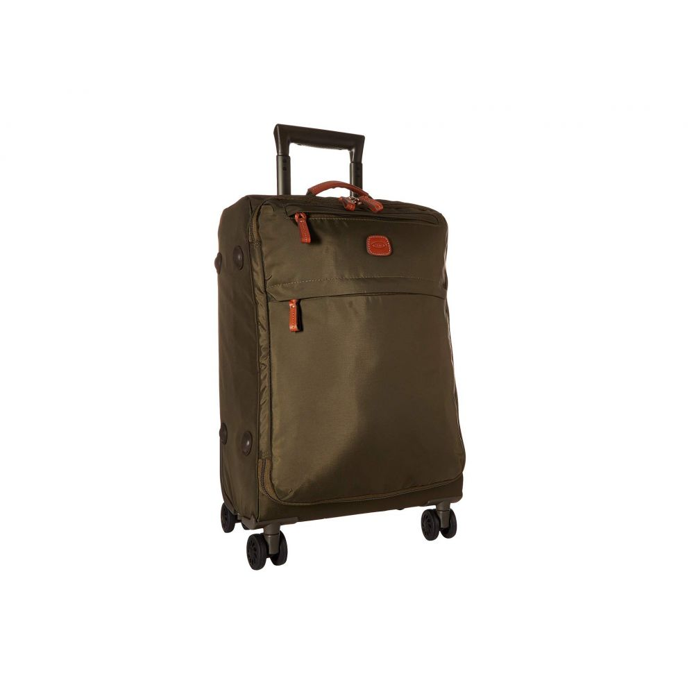 ブリックス Bric's Milano レディース バッグ スーツケース・キャリーバッグ【X-Bag 21' Carry-On Spinner w/ Frame】Olive