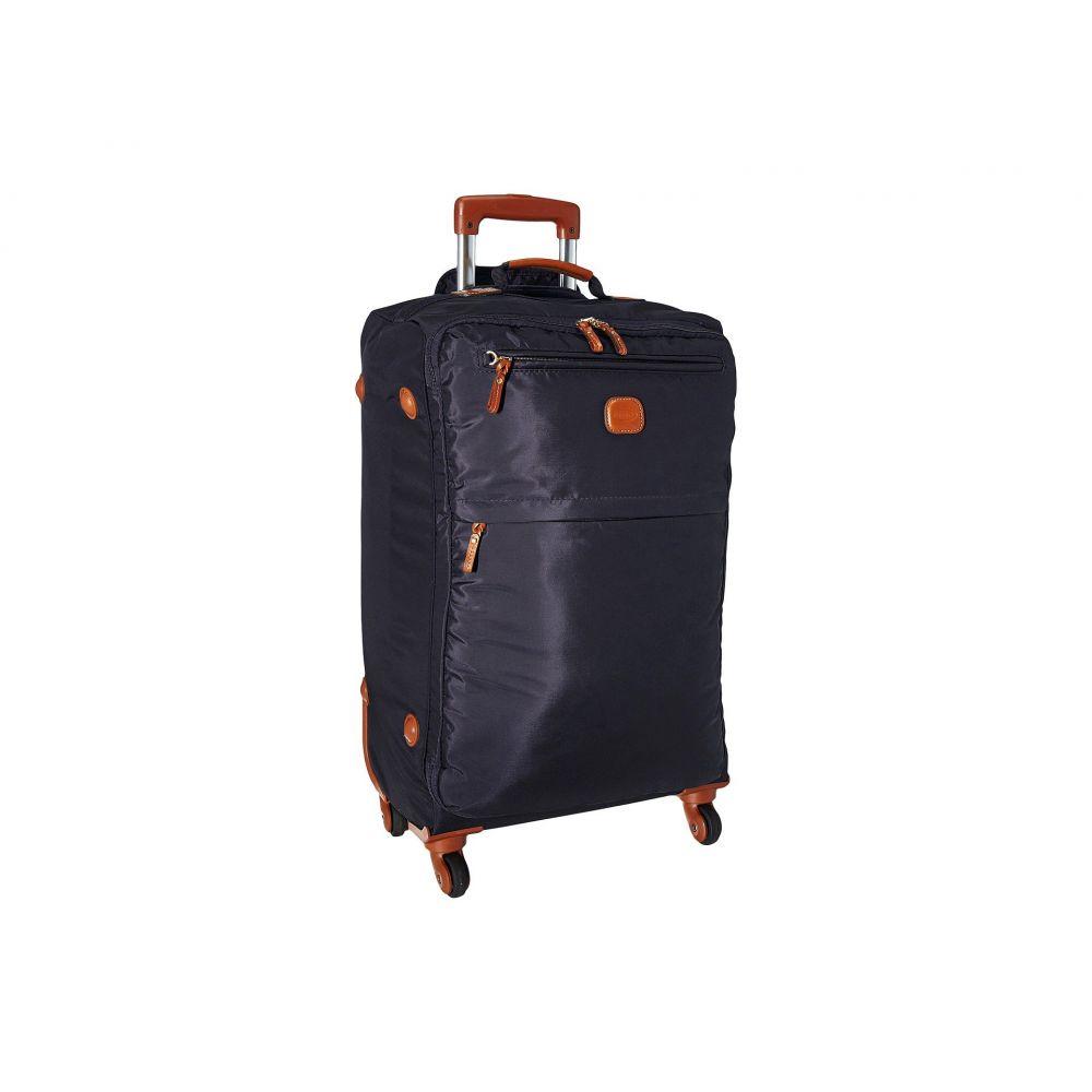 ブリックス Bric's Milano レディース バッグ スーツケース・キャリーバッグ【X-Bag 25' Spinner w/ Frame】Navy