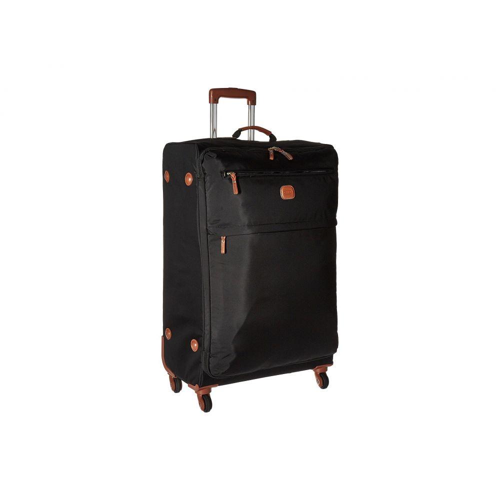 ブリックス Bric's Milano レディース バッグ スーツケース・キャリーバッグ【X-Bag 30' Spinner w/ Frame】Black