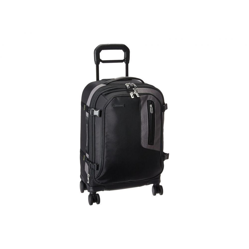 ブリッグスアンドライリー Briggs & Riley レディース バッグ スーツケース・キャリーバッグ【BRX - Explore Domestic Carry-On Spinner】Black