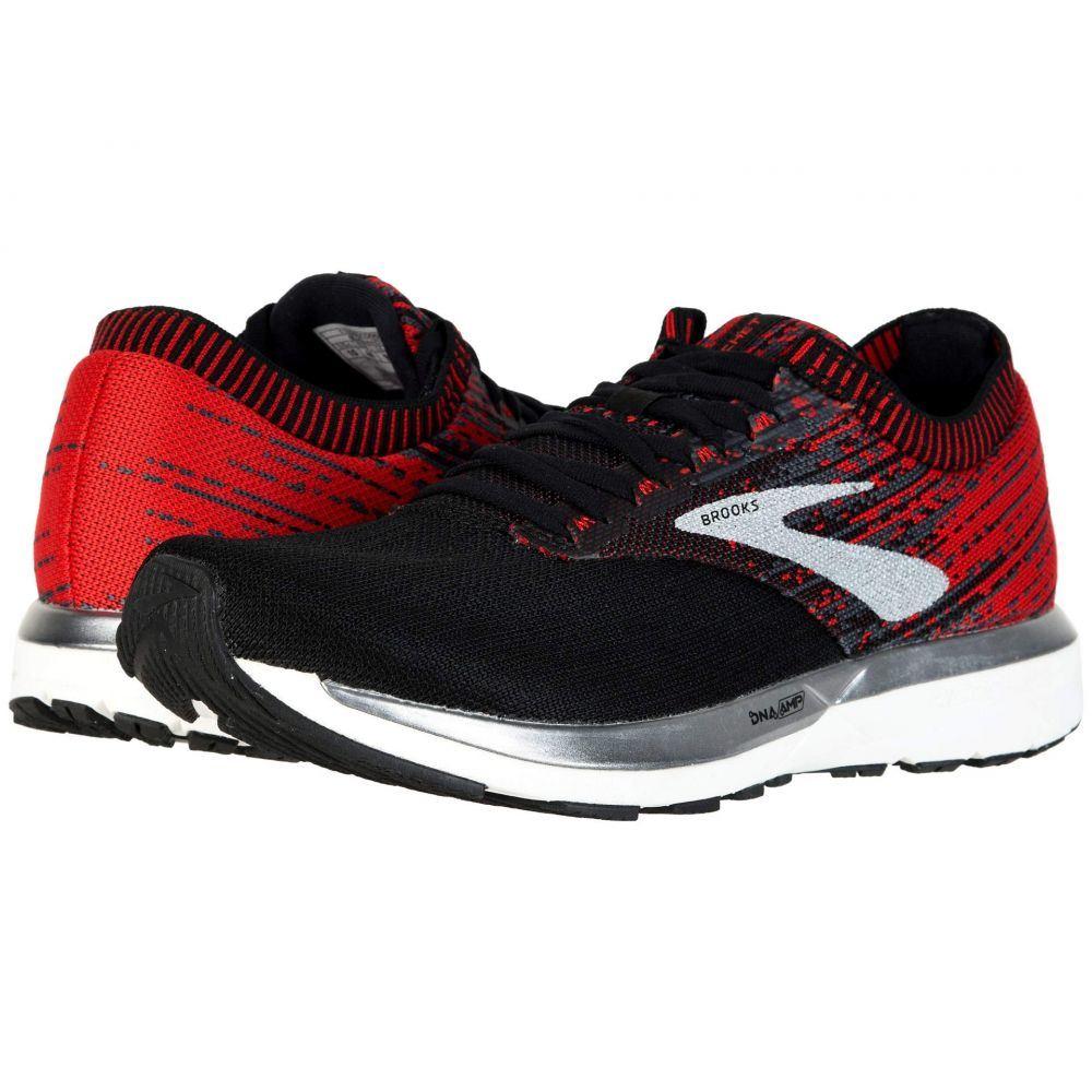 人気商品 ブルックス Brooks メンズ ランニング ブルックス・ウォーキング メンズ シューズ・靴【Ricochet】Black/Ebony/Red, 東浅井郡:1947c4b2 --- smotri-delay.com