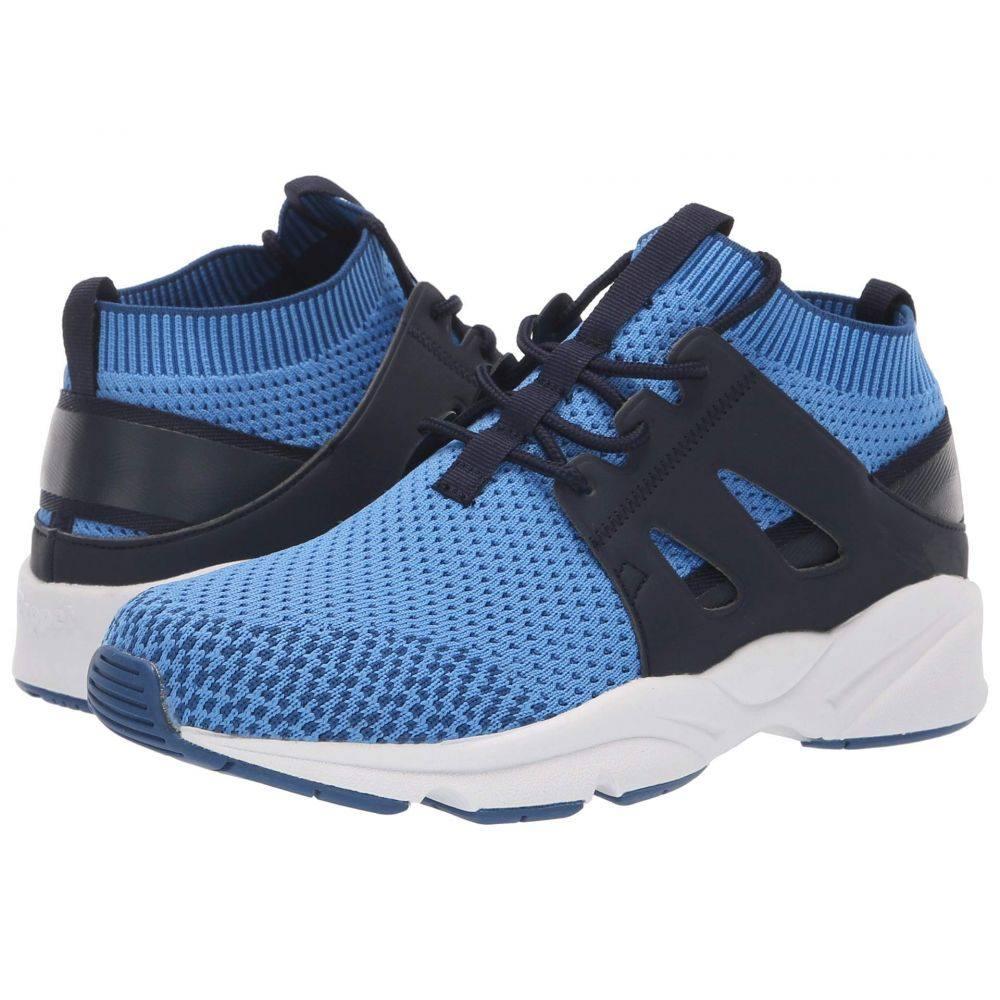 プロペット Propet レディース シューズ・靴 スニーカー【Stability Strider】Blue/Grey