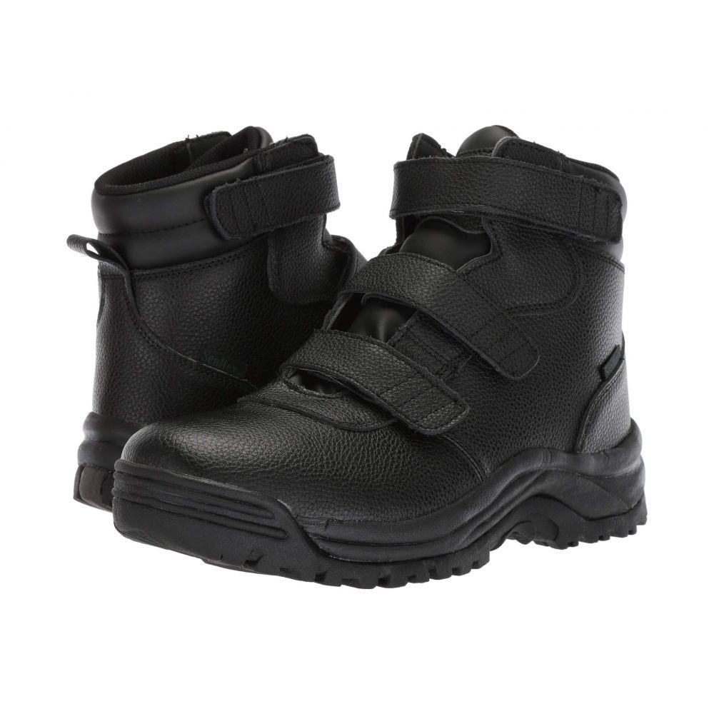 プロペット Propet メンズ ハイキング・登山 シューズ・靴【Cliff Walker Tall Strap】Black
