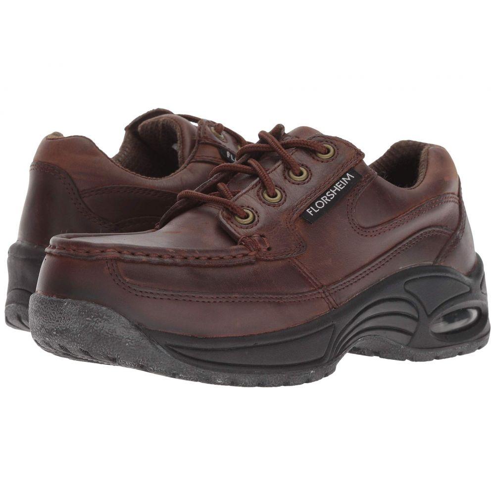 フローシャイム Florsheim Work レディース シューズ・靴【Polaris】Copper
