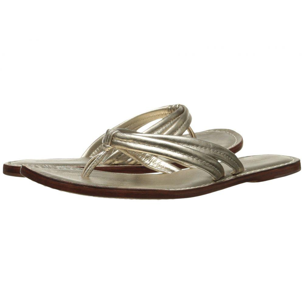 ベルナルド Bernardo レディース シューズ・靴 ビーチサンダル【Miami Sandal】Platinum Calf/Platinum Calf