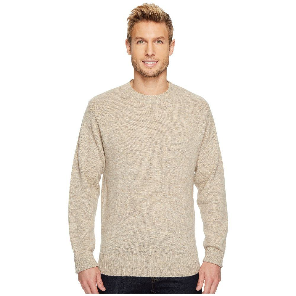 ペンドルトン Pendleton メンズ トップス ニット・セーター【Shetland Crew Sweater】Oat Heather