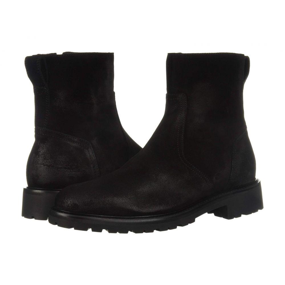 ベルスタッフ BELSTAFF メンズ シューズ・靴 ブーツ【Attwell Burnished Suede Boot】Black
