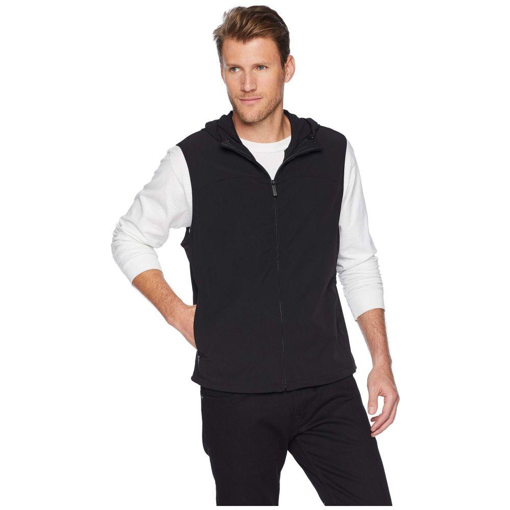 完璧 ペリー トップス エリス Perry Ellis メンズ Perry トップス Vest】Black ベスト・ジレ【Hooded Tech Total Stretch Vest】Black, iPhoneプロテクターGizmobies:3ec06fc1 --- wap.pingado.com