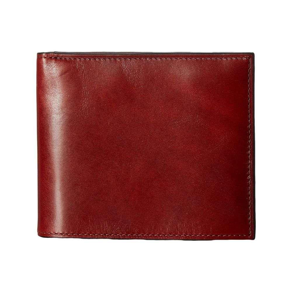 ボスカ Bosca メンズ 財布【Old Leather Collection - Credit Wallet w/ I.D. Passcase】Cognac