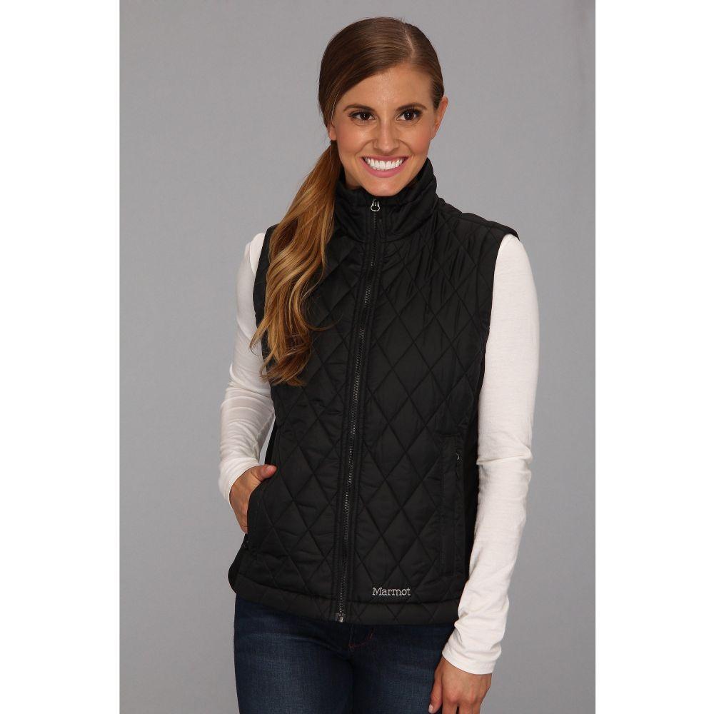 マーモット Marmot レディース トップス ベスト・ジレ【Kitzbuhel Vest】Black