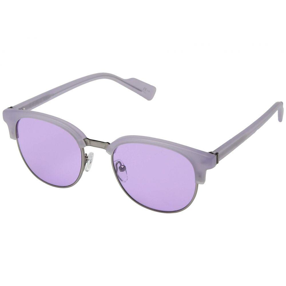 ボンジッパー VonZipper レディース メガネ・サングラス【Citadel】Lilac Satin/Silver Chrome Lavender