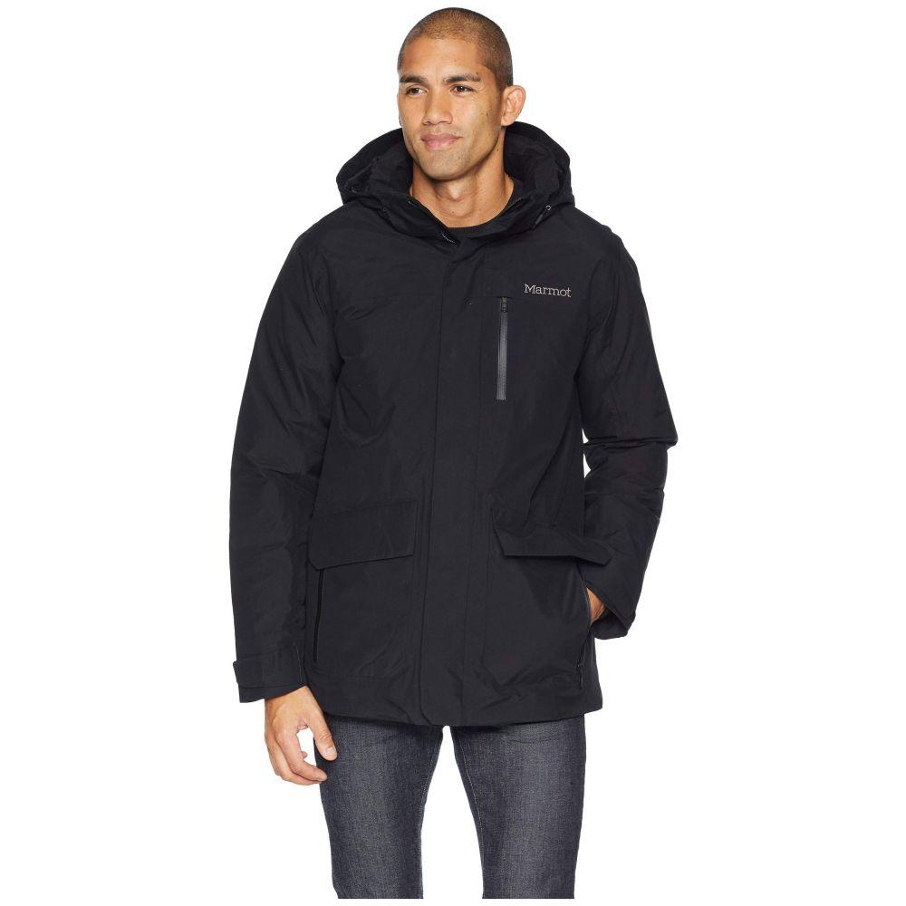 マーモット Marmot メンズ スキー・スノーボード アウター【Yorktown Featherless Jacket】Black