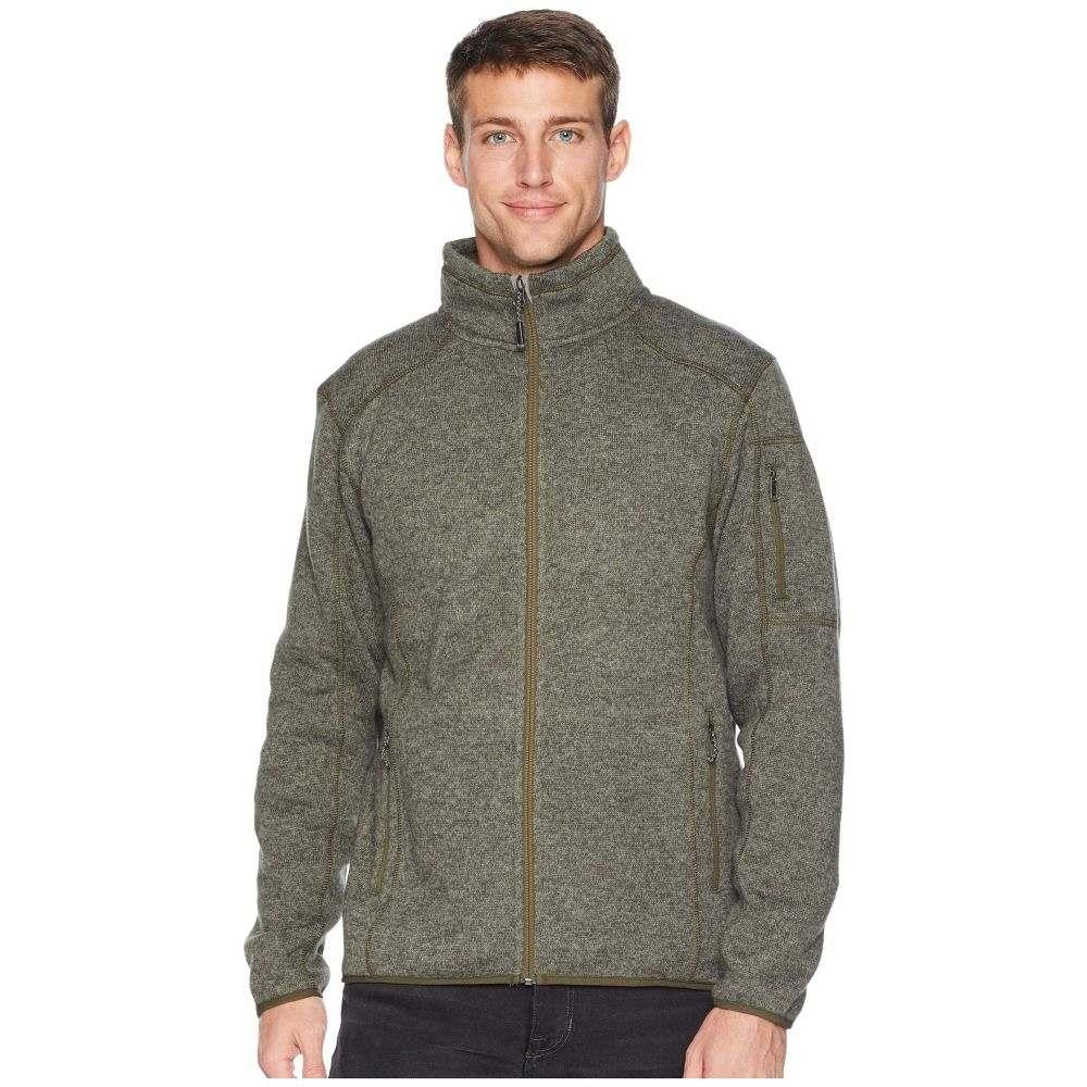 ホワイトシエラ White Sierra メンズ トップス フリース【Cloud Rest Sweater Fleece Jacket】Deep Lichen Green