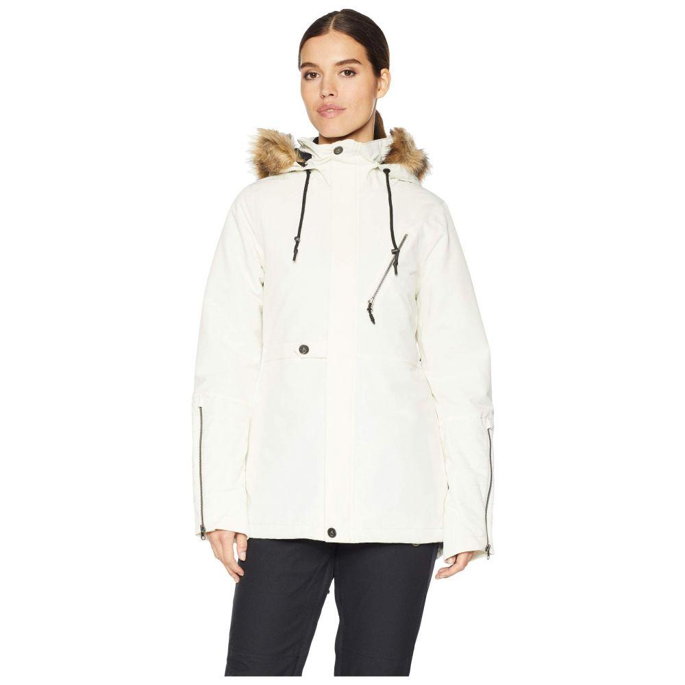 ボルコム Volcom Snow レディース スキー・スノーボード アウター【Fawn Insulated Jacket】Bone