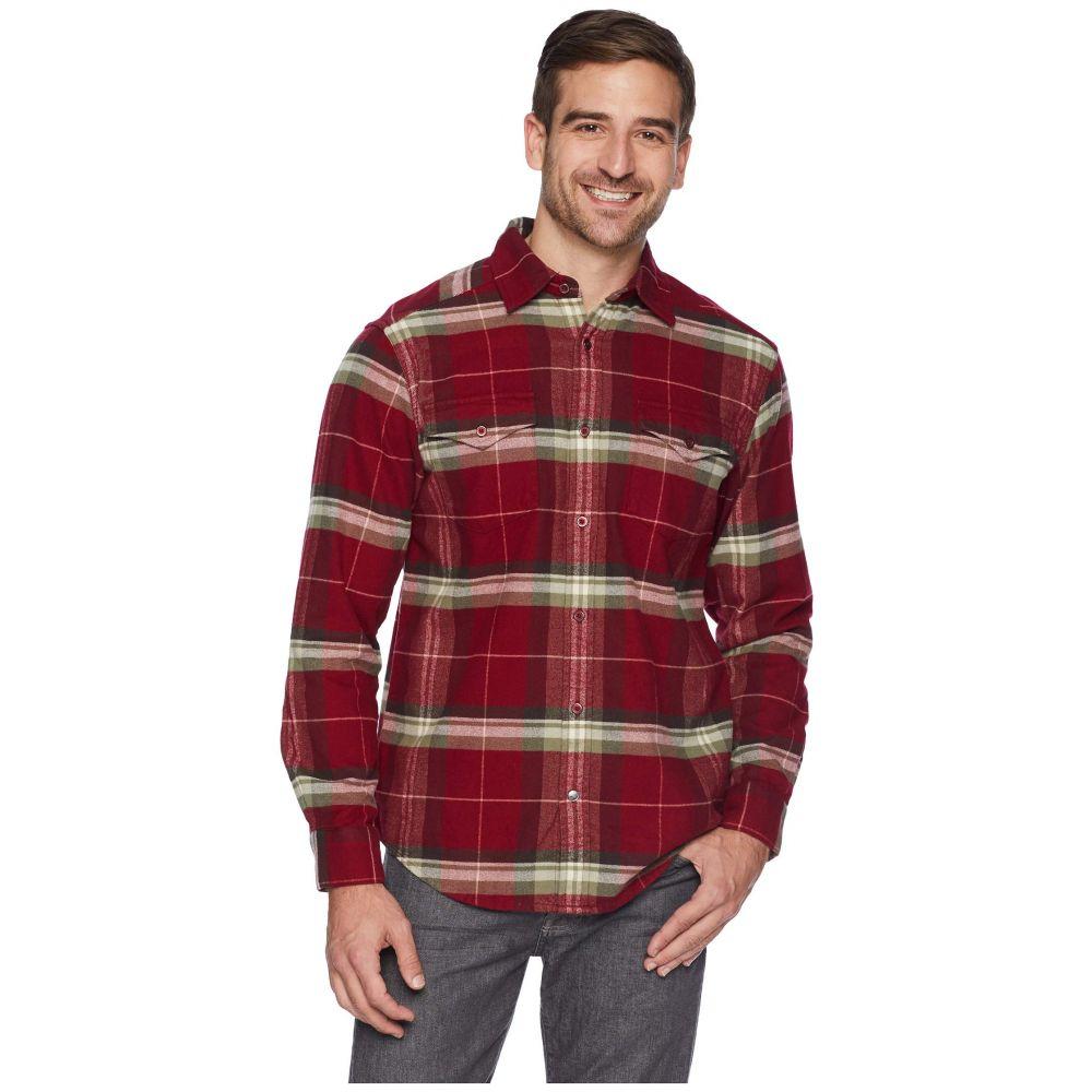 マウンテンカーキス Mountain Khakis メンズ トップス シャツ【Teton Flannel Shirt】Raisin