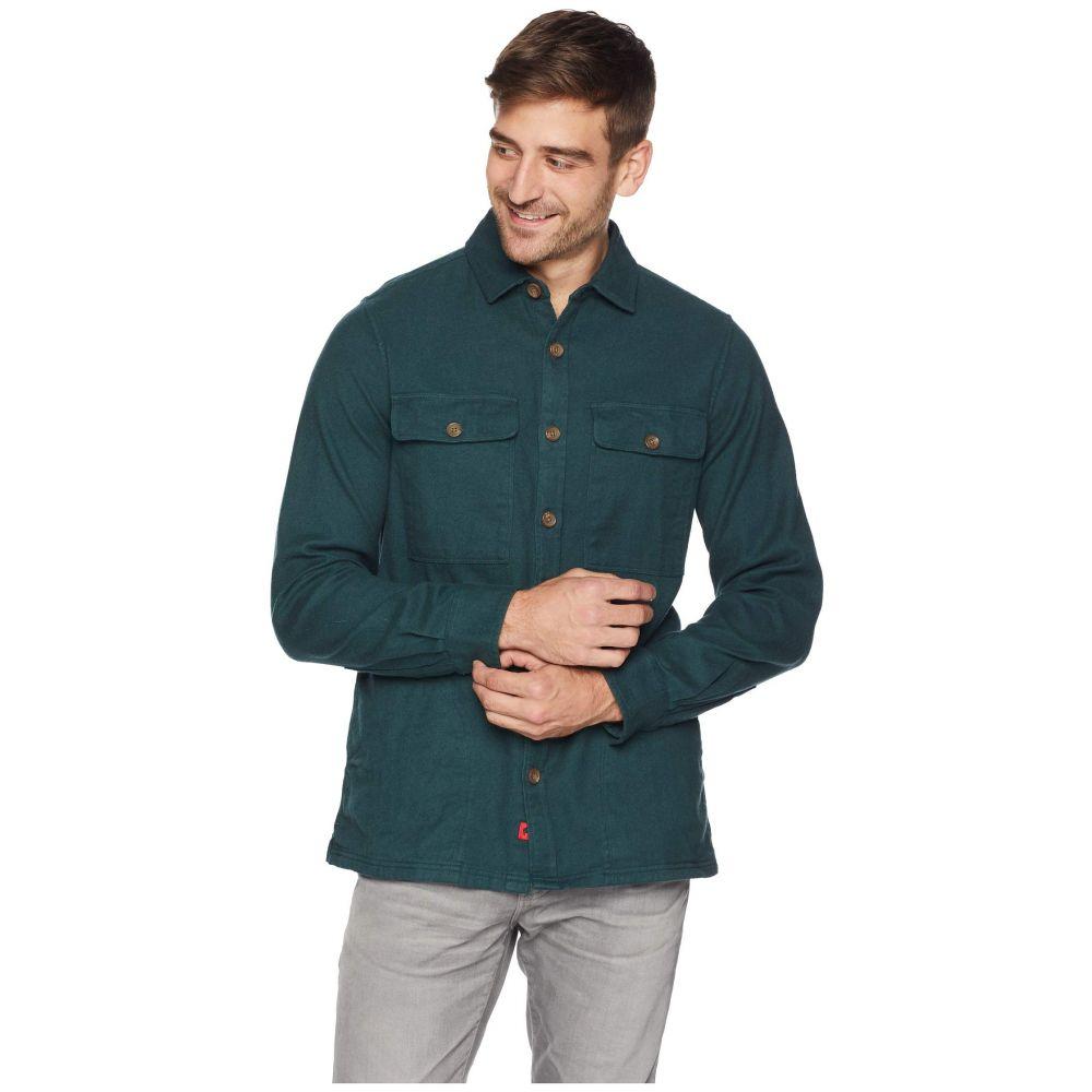 マウンテンカーキス Mountain Khakis メンズ トップス シャツ【Patrol Overshirt】Wintergreen