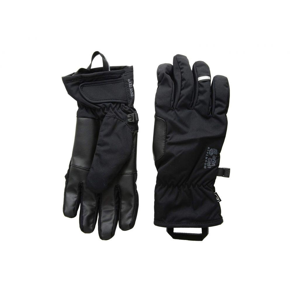 第一ネット マウンテンハードウェア GORE-TEX Gloves】Black Mountain Hardwear レディース Mountain スキー・スノーボード グローブ【Plasmic GORE-TEX Gloves】Black, アップホーム【防音断熱DIY】:aa3a63cd --- hortafacil.dominiotemporario.com