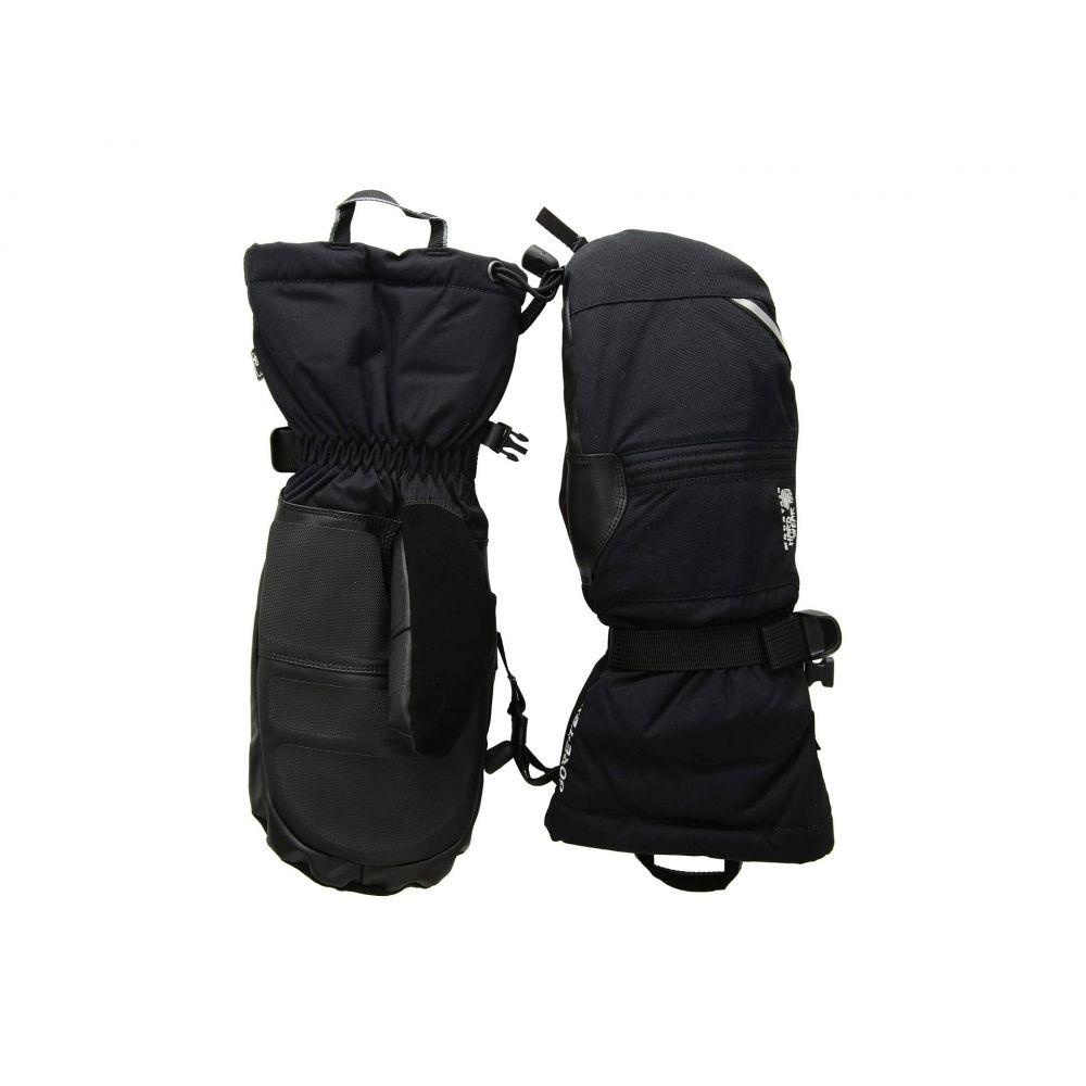 マウンテンハードウェア Mountain Hardwear レディース スキー・スノーボード グローブ【Powdergate GORE-TEX Mitten】Black