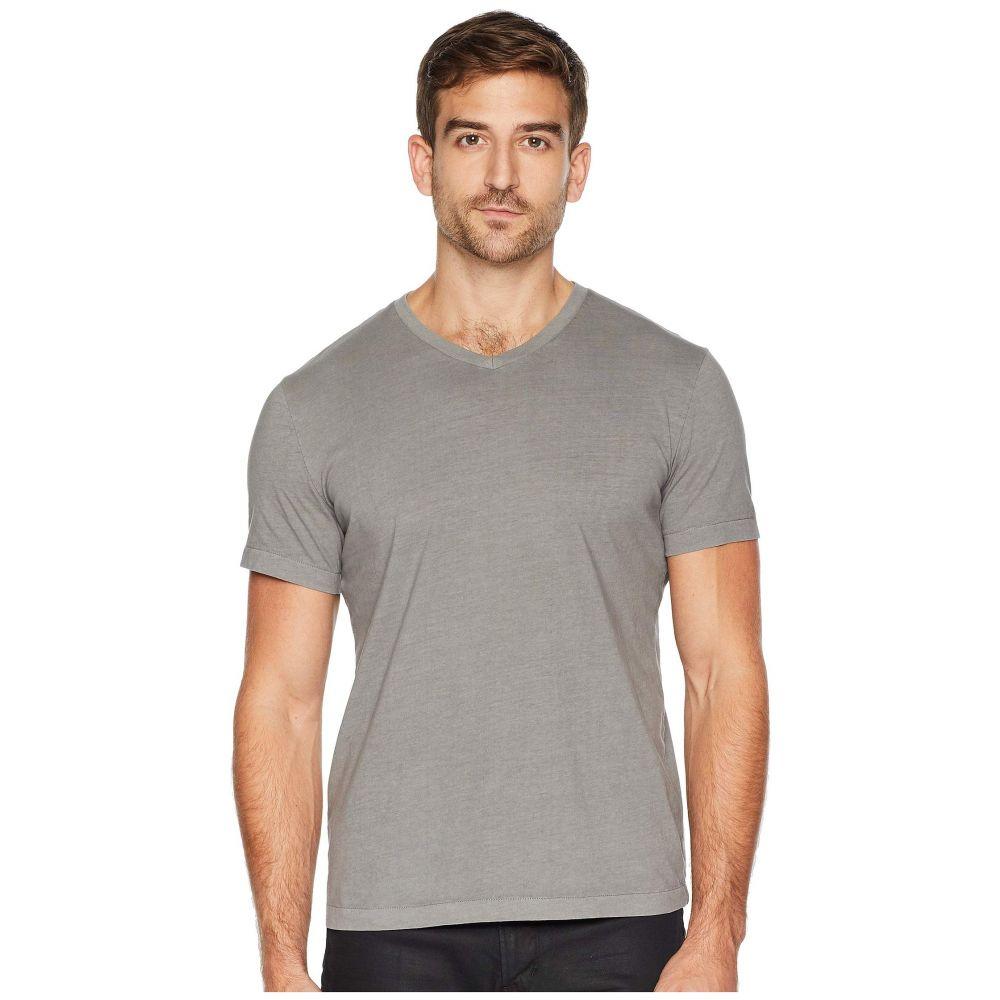 モドオードック Mod-o-doc メンズ トップス Tシャツ【Del Mar Short Sleeve V-Neck Tee】Sleet