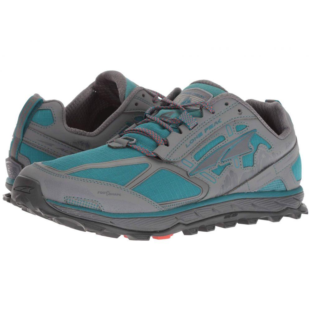 アルトラ Altra Footwear メンズ ランニング・ウォーキング シューズ・靴【Lone Peak 4】Green