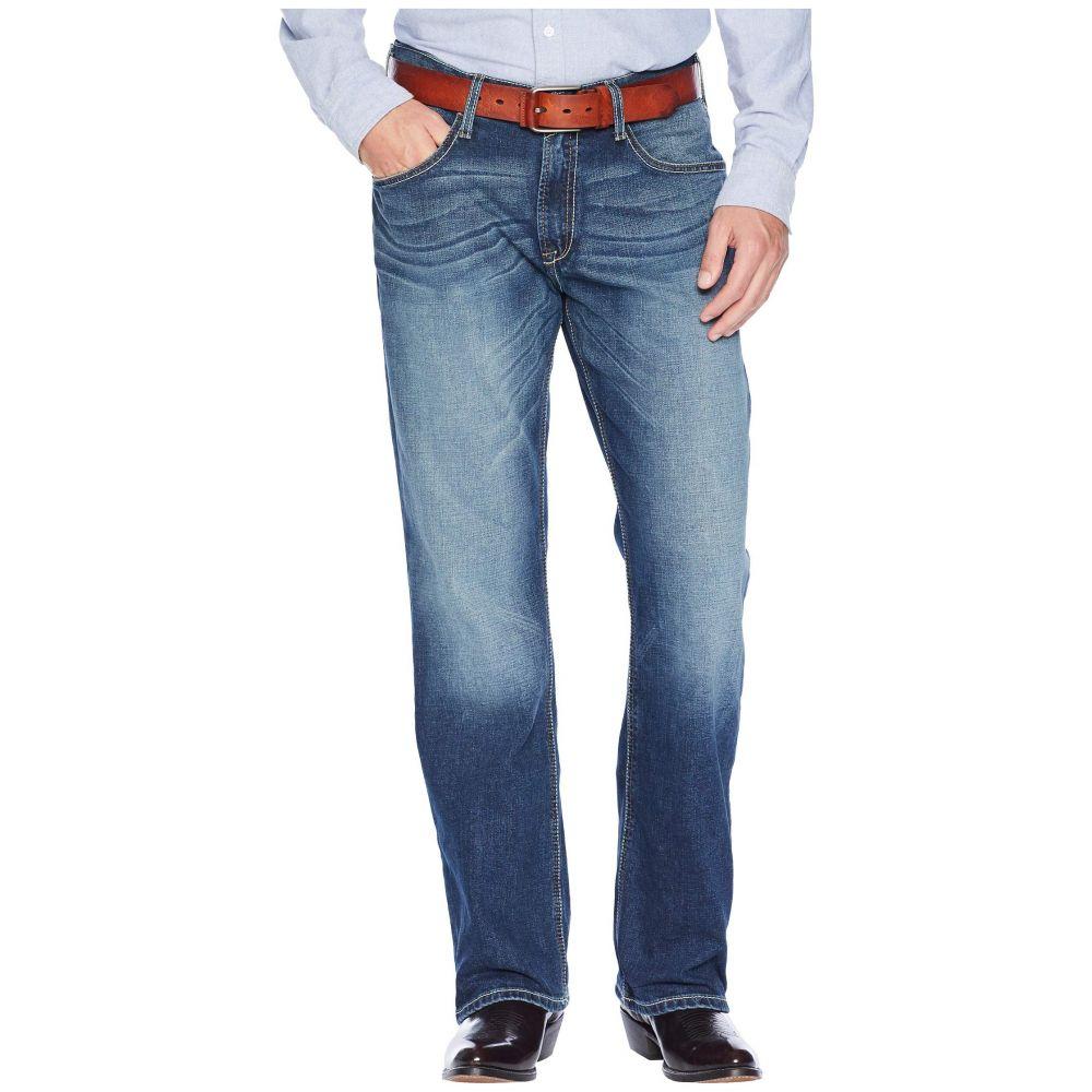 アリアト Ariat メンズ ボトムス・パンツ ジーンズ・デニム【M4 Relaxed Bootcut Jeans in Cinder】Cinder