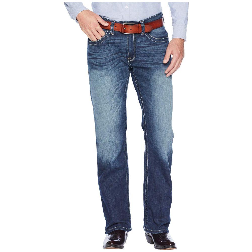 アリアト Ariat メンズ ボトムス・パンツ ジーンズ・デニム【M4 Low Rise Bootcut Tekstretch Jeans in Brackish】Brackish