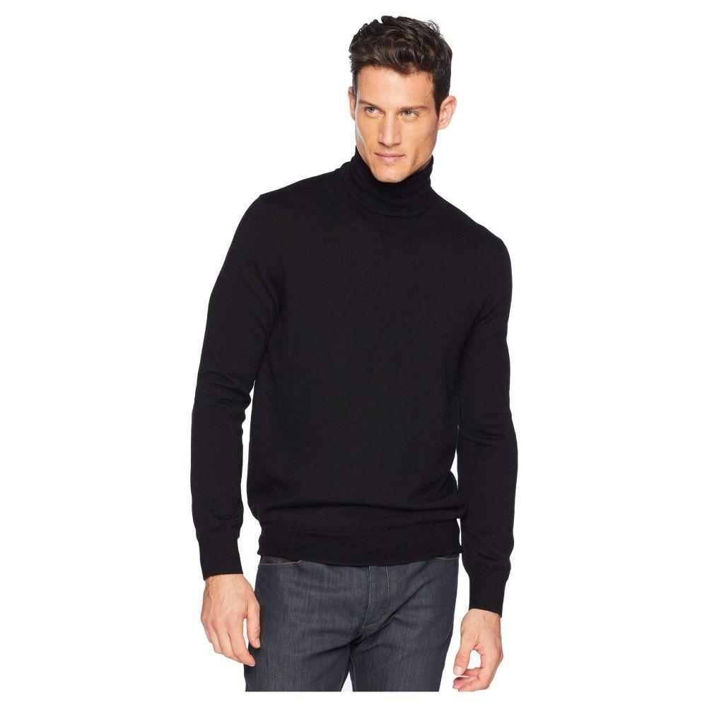 ラルフ ローレン Polo Ralph Lauren メンズ トップス ニット・セーター【Washable Merino Turtleneck Sweater】Polo Black