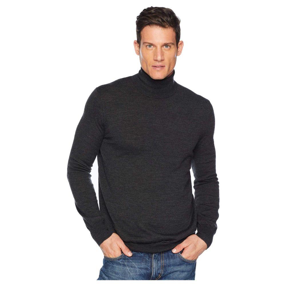 ラルフ ローレン Polo Ralph Lauren メンズ トップス ニット・セーター【Washable Merino Turtleneck Sweater】Dark Granite Heather