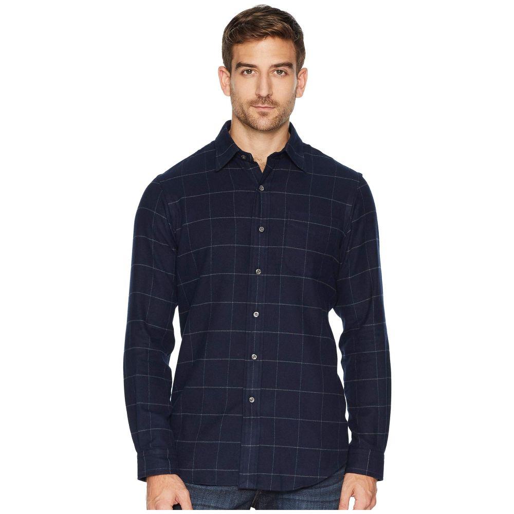 ラルフ ローレン Polo Ralph Lauren メンズ トップス シャツ【Flannel Sports Shirt】Deep Navy/Grey Heather