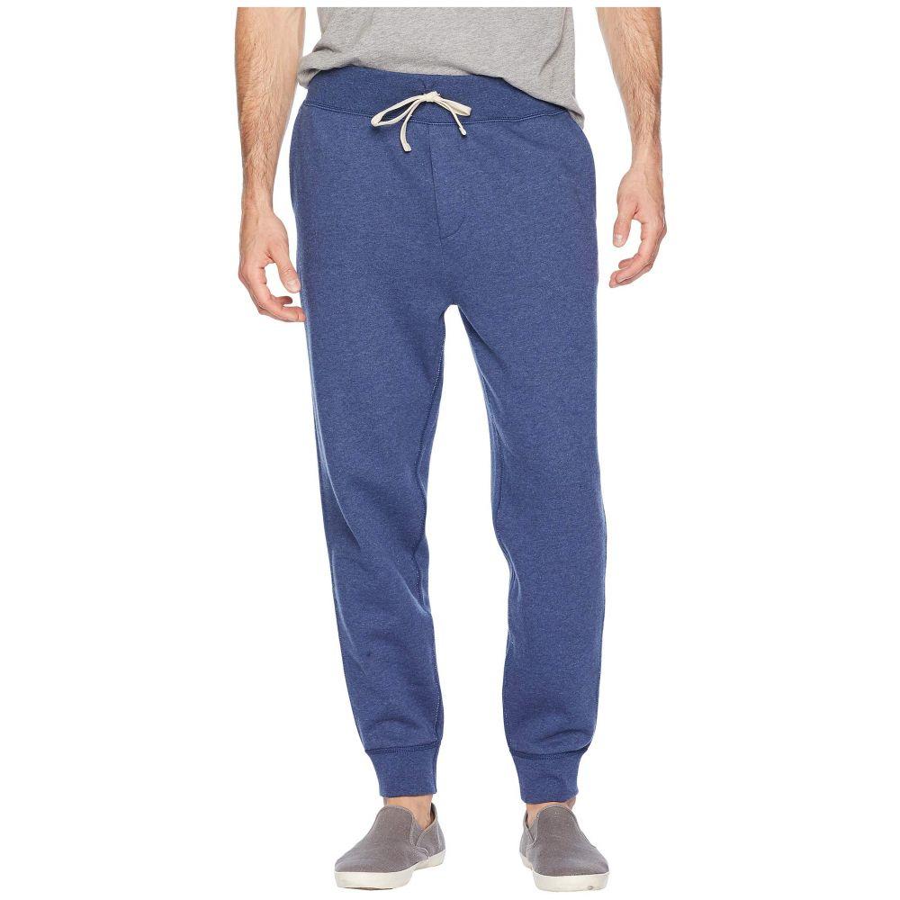 ラルフ ローレン Polo Ralph Lauren メンズ ボトムス・パンツ【Classic Athletic Fleece Pants】Rustic Navy Heather
