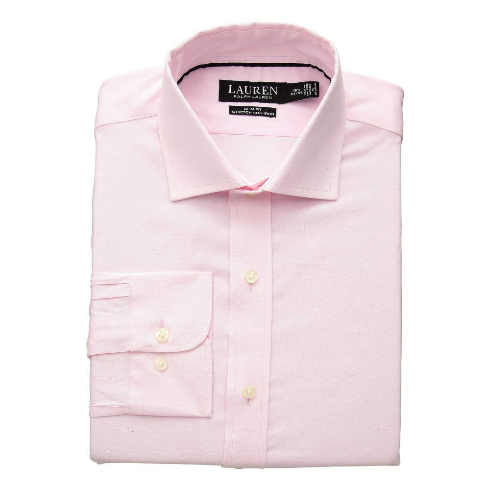 ラルフ ローレン LAUREN Ralph Lauren メンズ トップス シャツ【Non-Iron Slim Fit Stretch Dress Shirt】Pink