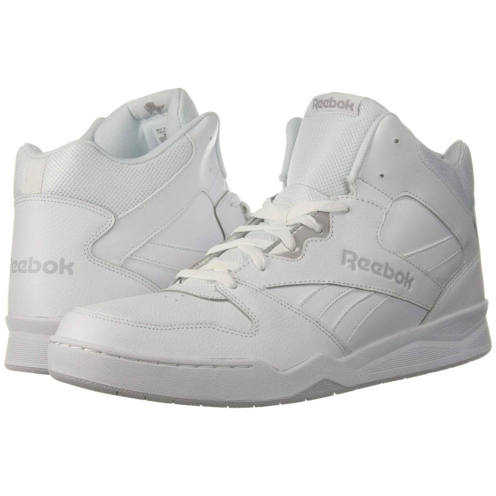 リーボック Reebok メンズ シューズ・靴 スニーカー【Royal BB4500 Hi 2】White/Light Grey Heather Solid Grey