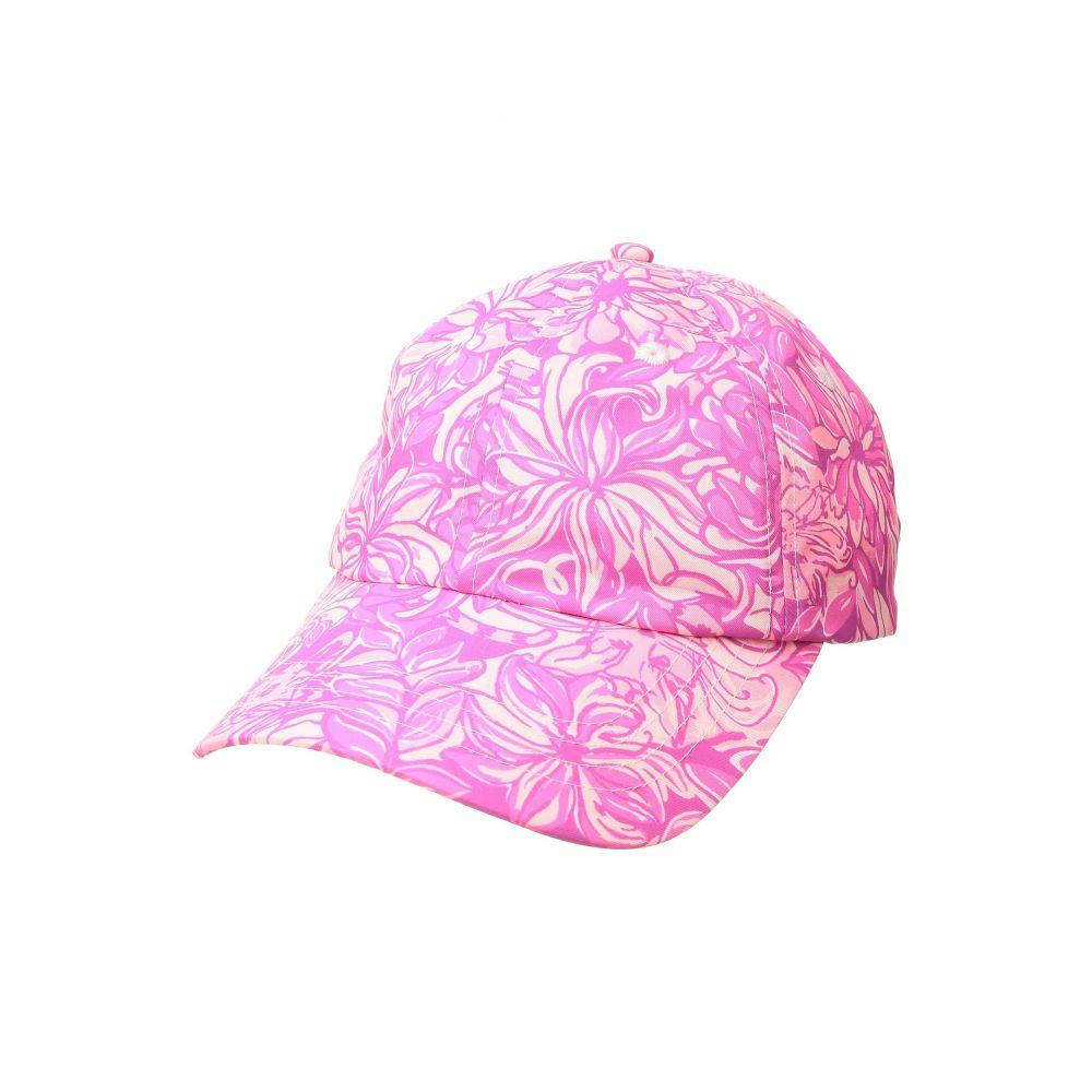 リリーピュリッツァー Lilly Pulitzer レディース 帽子 キャップ【Run Around Hat】Bougainvillea Pink