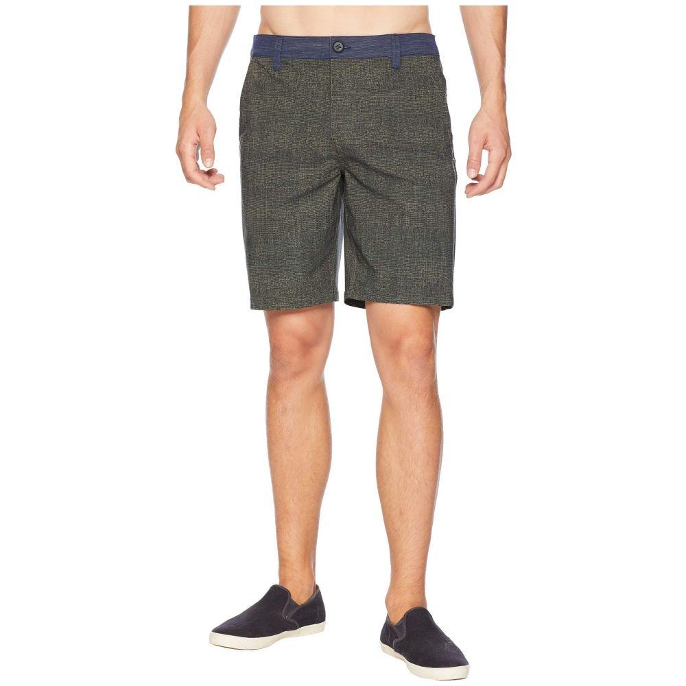 リップカール Rip Curl メンズ ボトムス・パンツ ショートパンツ【Mirage Crestview Boardwalk Hybrid Shorts】Black
