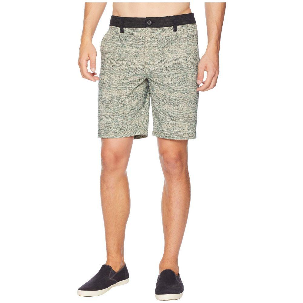 リップカール Rip Curl メンズ ボトムス・パンツ ショートパンツ【Mirage Crestview Boardwalk Hybrid Shorts】Brown