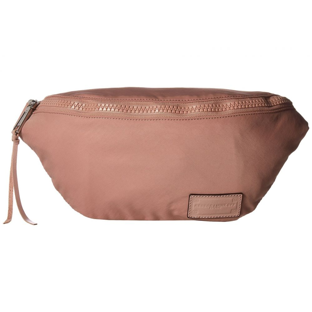 レベッカ ミンコフ Rebecca Minkoff レディース バッグ ボディバッグ・ウエストポーチ【Nylon Belt Bag】Vintage Pink