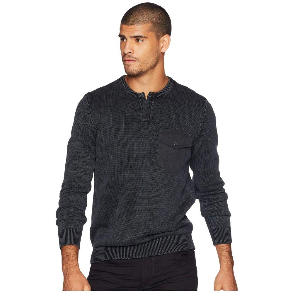 ローアク Roark メンズ トップス ニット・セーター【Scout Sweater】Black