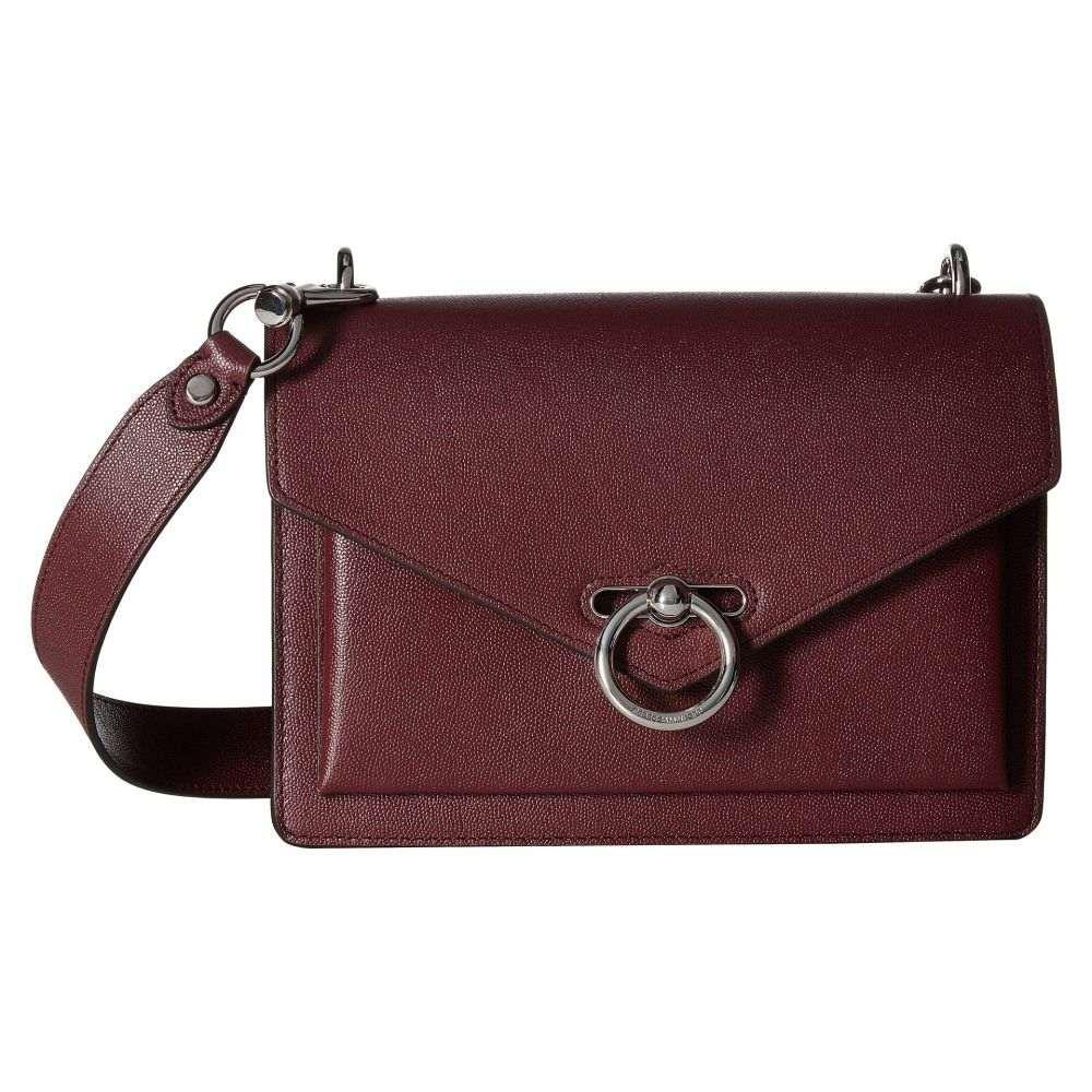 レベッカ ミンコフ Rebecca Minkoff レディース バッグ ショルダーバッグ【Jean Medium Shoulder Bag】Bordeaux